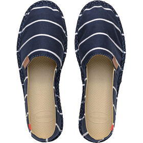 havaianas Origine Stripes I Espadrillas, navy blue